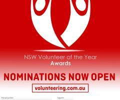 NSW Volunteer Awards promotional image