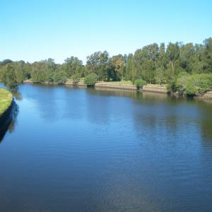 Image of the Cooks River